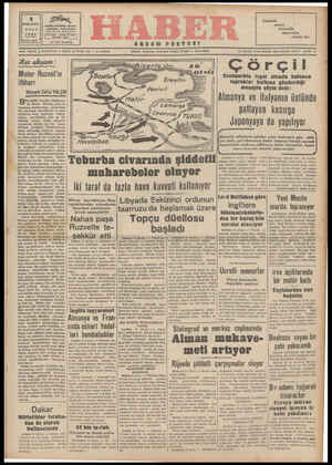İLEKANUN SALI İ 1942 | AYI: 8877 Mister Ruzvelt'in iftiharı Hüseyin Gahiü YALÇIN İRLEŞİK Amerika Cümhürre- isi Mister...