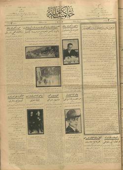Hakimiyet-i Milliye Gazetesi 18 Mart 1926 kapağı