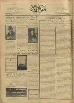 Hakimiyet-i Milliye Gazetesi 1 Nisan 1926 kapağı