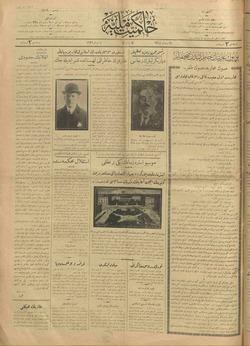 Hakimiyet-i Milliye Gazetesi 4 Nisan 1926 kapağı