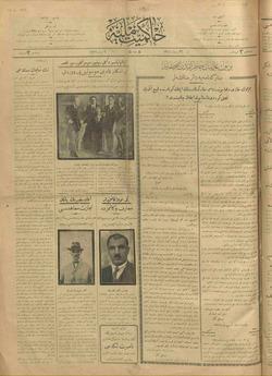 Hakimiyet-i Milliye Gazetesi 9 Nisan 1926 kapağı