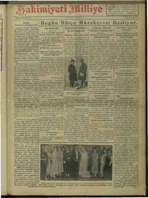 No. 3175 On birinci sene, CUMARTESİ MAYIS 1930 mü Külefei memleketin ol: bağ iktisadi hayatın, içtir ve her şeyin...