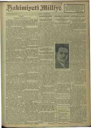 TY Jakimiyeti Ml No. 3253: On birinci sene. PAZAR 3 AĞUSTOS 1930 Her yerde 5 kuruş Gündelik, GAZETECİLERİMİZ. | LİSAN...