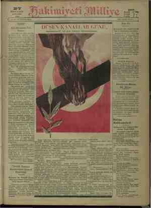 Gi İKİNCİ KÂNUN ÇARŞAMBA 1932 No.3787: ON ÜÇÜNCÜ SEND, Gündelik Köy Hocasının Yeri ni İiykati tlerini öbs rine için nlan ve