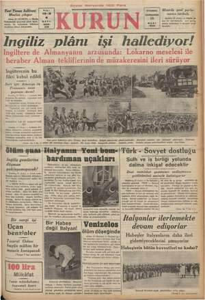 | Yeni Yunan kabinesi | vu: | Meclise çıkıyor 19-2 i Atina, 17 (KURUN) — Meclis * İ Önümüzdeki ee günü topla. SAYI: | men
