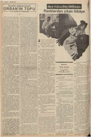 6 —KURUN 3MART 1937 İstanbul muhasarasında ORBAN'IN TOPU Yazan: Gustave Schlunberger 3 HülMsa 1453 senesi yn nda tanbulun...