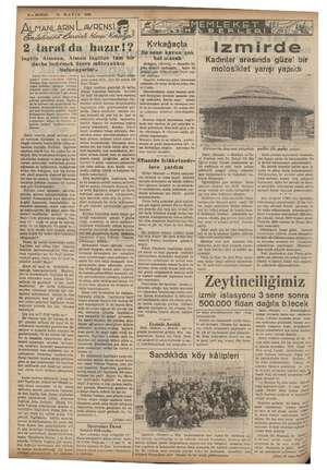 8 — KURUN LMANLARIN İLAVRENSİ SLMANLAN 5 İris Margi 2 taraida hazırl? ingiliz Almana, Alman ingilize tam bir darbe indirmek