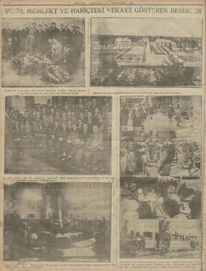 Milliyet Gazetesi 8 Ocak 1929 kapağı