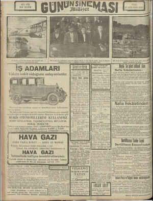 SALI 27 AĞUSTOS 1929 ii GUNU: SİNEM. sm gililliyet 30 Ağustös tayyare bayramında isim konacak olan yeni Istanbul...