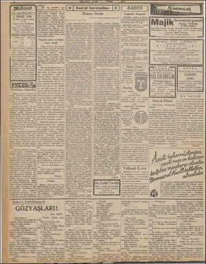 """Milliyet Asrın umdesi """"MİLLİYET"""" tir. 1 NİSAN 1932 İdarehane: Ankara caddesi, 100 Ne. Telgraf adresi: İst. Milliyet Telefon"""