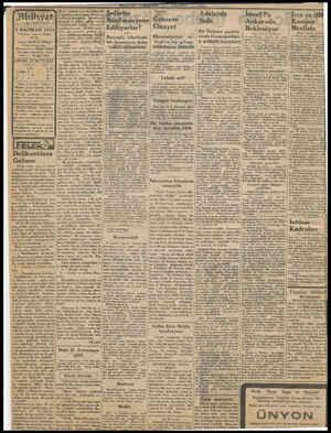 MA kBunu yapmak için de bohça bö! 1 HAZİRAN 1932 İdarehane: Ankara caddesi, 0 Ne. , Telgraf söresi: İst. Milliyet Telefon...