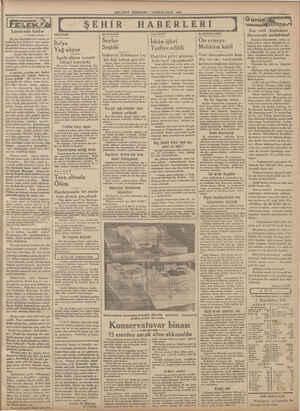 MİLLİYET PERŞEMBE 3 İKİNCİKANUN 1935 İFEZEK Zal Londrada kadın — Gezgin yazıları — Eh, kız kardeşlerimiz orada er- keklerle