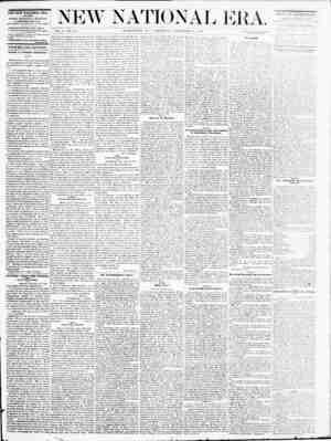 New National Era Gazetesi 15 Eylül 1870 kapağı