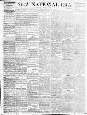 New National Era Gazetesi 22 Eylül 1870 kapağı