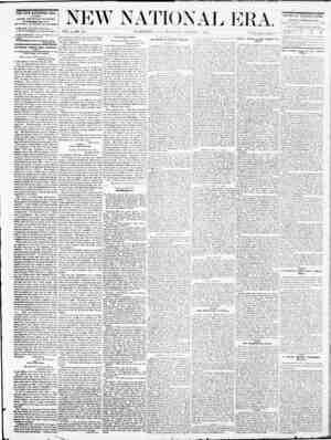 New National Era Gazetesi 6 Ekim 1870 kapağı