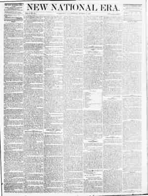 New National Era Gazetesi 13 Ekim 1870 kapağı