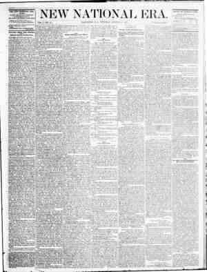New National Era Gazetesi 20 Ekim 1870 kapağı