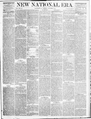 New National Era Gazetesi 3 Kasım 1870 kapağı