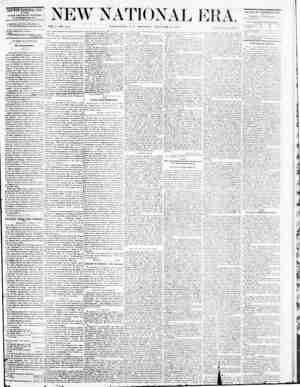 New National Era Gazetesi 10 Kasım 1870 kapağı