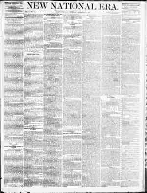 New National Era Gazetesi 17 Kasım 1870 kapağı