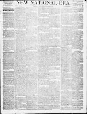 New National Era Gazetesi 8 Aralık 1870 kapağı