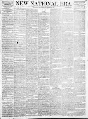 New National Era Gazetesi 22 Aralık 1870 kapağı