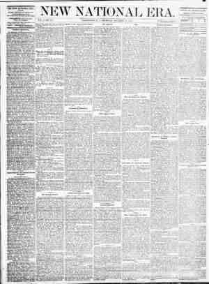 New National Era Gazetesi 29 Aralık 1870 kapağı