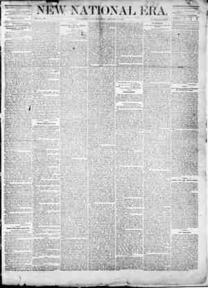 New National Era Gazetesi 12 Ocak 1871 kapağı
