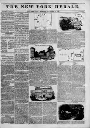 TH Tot. VIII. Ho. 30'J ? WboU Ho. 3170. THE NEW YORK HERALD?dailynewspaper?publish ad every (lay of the year except New...