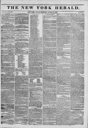 Til Vol. IX.?No. 69.?Whole No. 948*. To the Public, THE NEW Y011K HERALD?daily newspaper?published every day of the yeer...