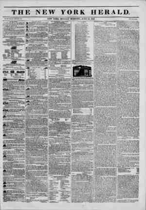 -s-ssBasBRgasaa TH *#l. XX.?Ho. 1IH) ? Wkol* No. 3811. To til* Public. THE NEW YORK HERALD?dailynewspaper?putiishej every day