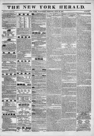 rfi tt 1 JuL . Vol. IX.~-JU. U9._WIM1? . 3401. The Great Banker Hill Herald, Publlihed on superfine paper, containing a full