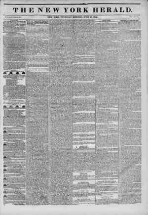 "| ; ' ** ""J"", IS ' "" *"" rj i |j Vol. X., No. 171?WhoU No. 3771. To the Public. THE NEW Y?OHK HERALD?daily newspaper?puhlihpuj"