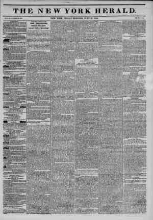 "THE NEW YORK HERALD. **??,. NEW YORK. FRIDAY MORNING. JULY 12, 1844. rrt~T"" To Clio Public. THE NEW YOKK HERALD?daily..."