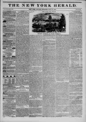 THE NEW YORK HERALD. Vol. X? No. 195?Whole No. SVVft. NEW YORK. MONDAY MORNING. JULY 15. 1844. Frtco Two Cont*. To th*...