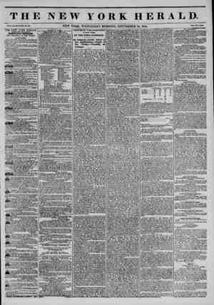 THE NEW YORK HERALD. Vai. X., Mo. ?es?Wtiol* Ho. 3805. Prlea Two C*nt?. THE NEW YORK HERALD. AGGREGATE CIRCULATION...