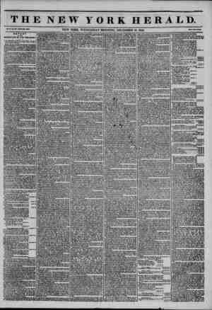 THE NEW YORK HERALD Vol. X., Is.340?Whole i*. 3940. NEW YORK, WEDNESDAY MORNING, DECEMBER 18, 1844. Mm Two OmK. REPORT OP THK