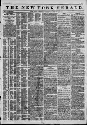 rfl? THE NEW YORK HERALD. Vol. XI., No. 1(1?Whole So. 3W9. NEW YORK, SATURDAY MORNING, JANUARY 11, 1845. Pi toe Two Contw...
