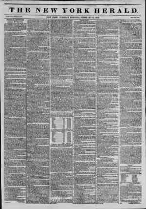 THE NEW YORK HERALD. Vol. XI., No. 18-Wboli No. 4010. SZNOUXsAB EXPOSURES. MORALS OF POLITIC8. The Memorial er A....