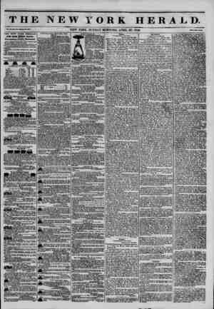 aasaassaassasaoKi t. THE NEW YORK HERALD. Vol. XI., Ho. IID-Wkoto ?o. 40T7. NEW YORK. SUNDAY MORNING. APRIL 27, 1845. 'rt*