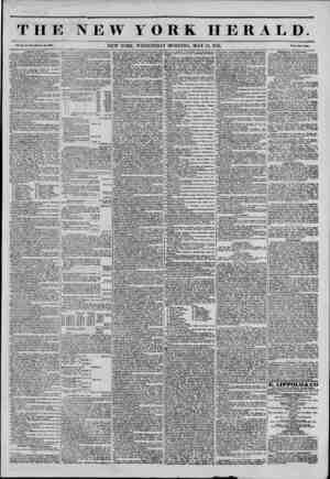THE NEW YORK HERALD. Vol. XI., No. 132?Whole No. 4004. Prlc? Two Cents. Common Council. Uoahu or AlPUum.?It becomes the...