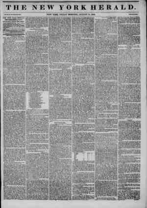 THE NEW YORK HERALD. Vol. XI., Ho. 403? Whot? No. ??5 Prlea Two Canto. THE NEW YORK HERALD.1 JAMES GORDON BENNETT,...