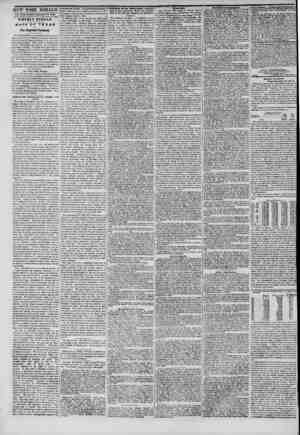 """NFW YORK HERALD. Stw * ork. Friday, September 14, IK4.1. WEEKLY HERALD! MAPS OF TEXAS AND The Disputed Territory. Tb"""" """"''My"""
