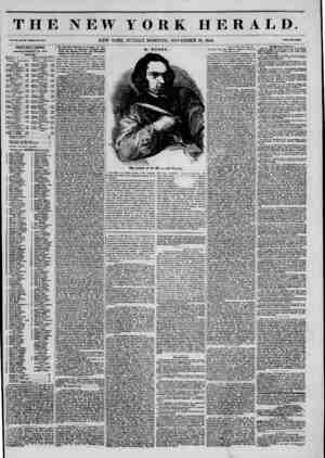 THE NEW YORK HERALD. Vol. XI., Mo. 330-WboU Ho. *1(4 4. NEW YORK, SUNDAY MORNING, NOVEMBER 30, 1845. PrtM Two C?nta....
