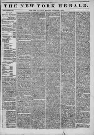THE NEW YORK HERALD. Vol. XI., No. XJG--Whole No. 4188. Plica Two CwiU. REPORT OF THM SECRETARY OF THE TREASURY, ON THE...