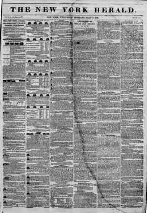 TH] I Vol. XII, No. 188?Whole No. 4*10. I THE NEW YORK HERALD, j I JAMES GORDON BENNETT, PROPRIETOR, j I Circulation---Forty