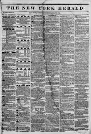 I T IT 1 * ;; Toi. in, Mo. iio.wi>eu n?. 4411. THE NEW YORK HERALD. JAMES GORDON BENNETT, PROPRIETOR. Circulation---Forty...