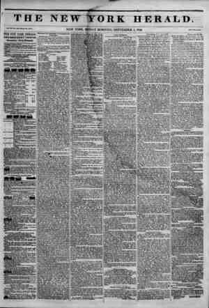 TH] Vol. XII, No. !i.W-Wbolc No. 447U. TILE NEW YORK HERALD. JAMES GORDON BENNETT PROPRIETOR, Circulation?Forty Thousand....