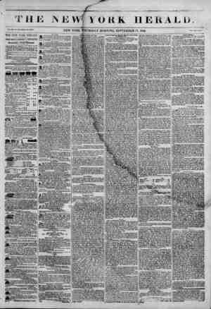 T H J Vol. XII. Wo. M4U?YVfcoJe *??. 449M THE NEW YORK HERALD. JAMES GORDON ll-NNETT PROPRIETOR. Circulation---Forty Thousand