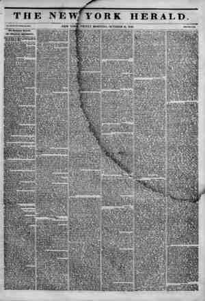 TH] Vol. JU1. Ru.ll7M.Wtaul? R?.41!il. The Richmond Tragedy. THE- INTERCEPTED CORRESPONDENCE. [From tli# Richmond Ktunderd,